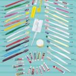 Средства для гигиены зубов