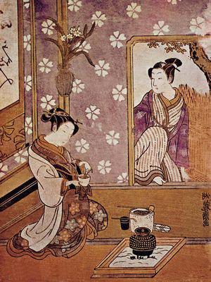 чайная церемония, Китай