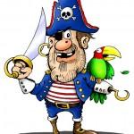 Пираты  против ангины