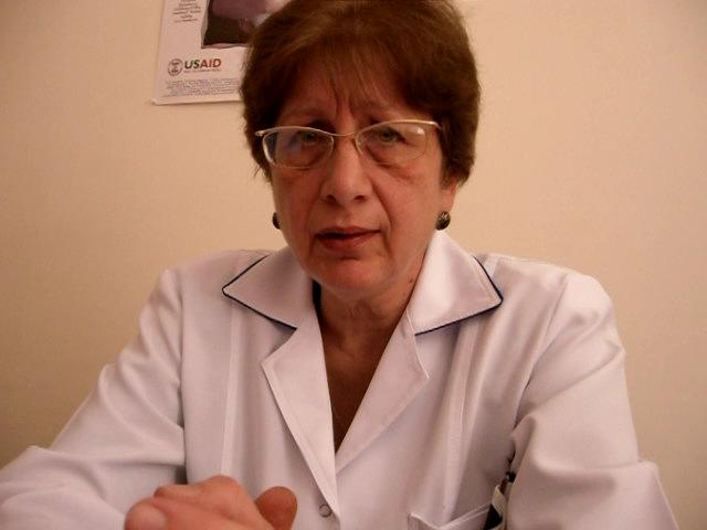 доктор Чилингарова